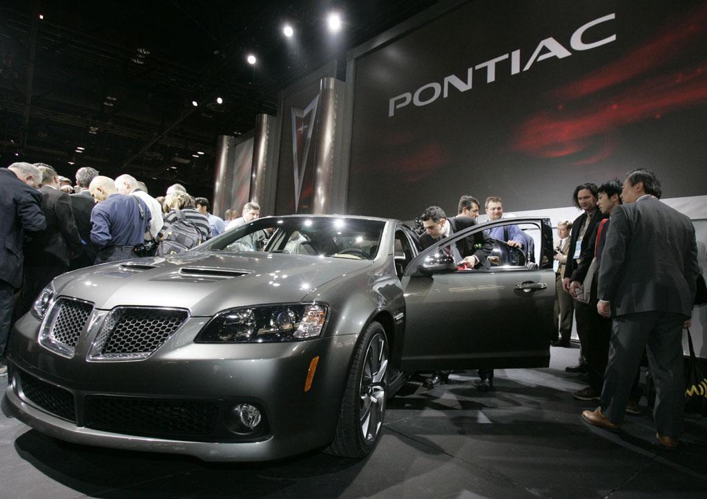 2008 Pontiac G8 Photo 1 1235