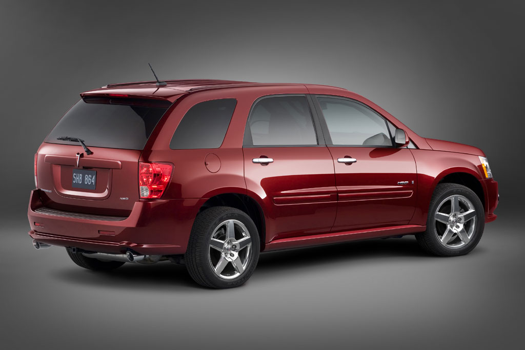 2008 Pontiac Torrent Gxp Photo 1 928