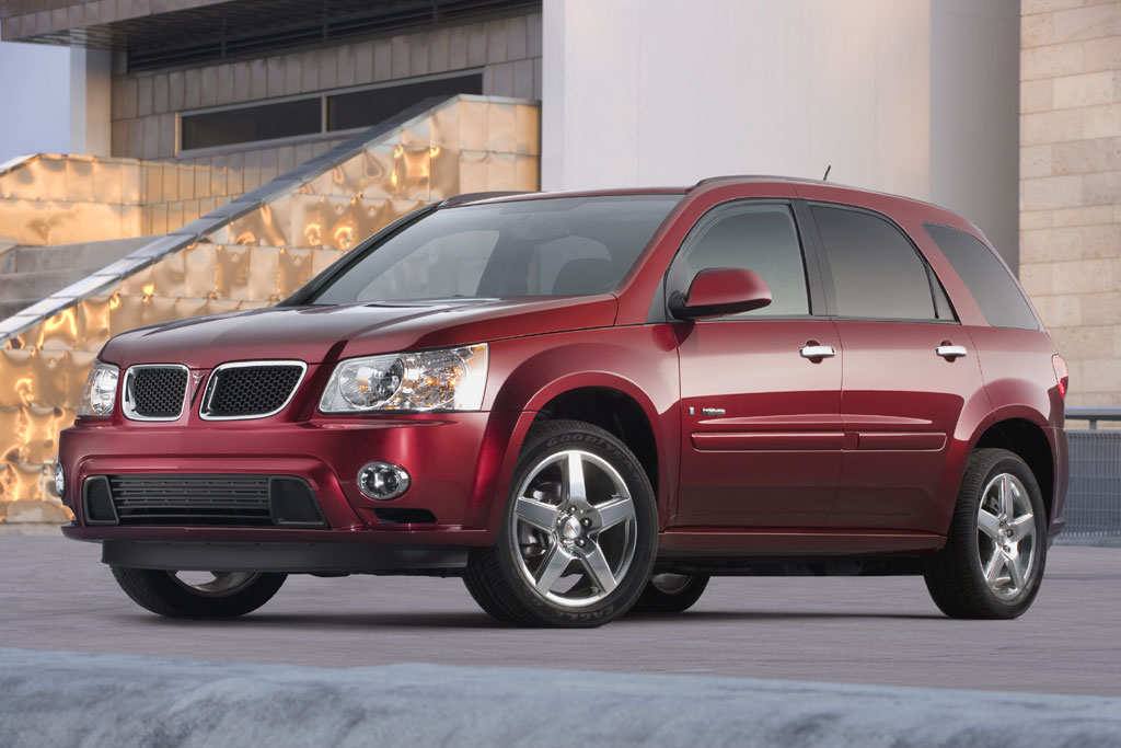 2008 Pontiac Torrent Gxp Photo 2 928