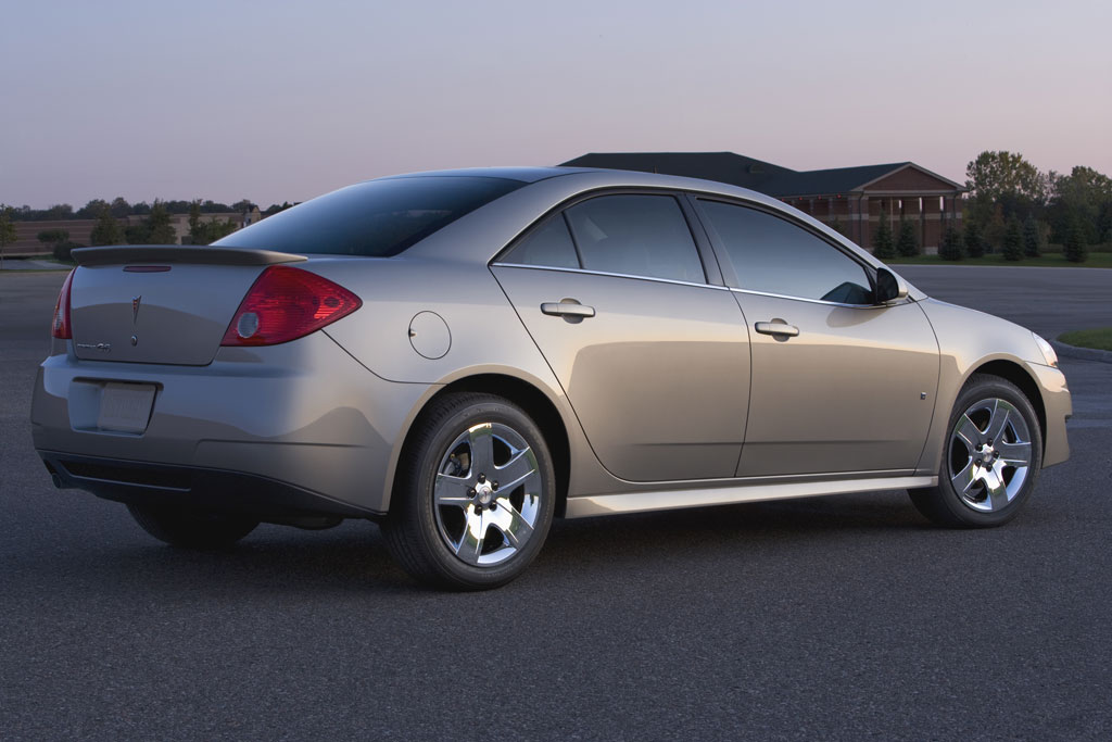 2009 Pontiac G6 Sedan Photo 5 4859