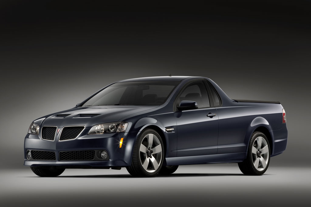 2010 Pontiac G8 Sport Truck Photo 6 3929