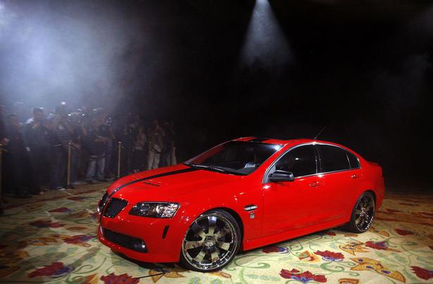 Pontiac G6 For Sale >> 50 Cents Pontiac G8