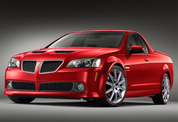 Pontiac G8 St Show Car