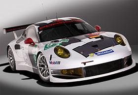 Porsche 911 Type 991 RSR Photos