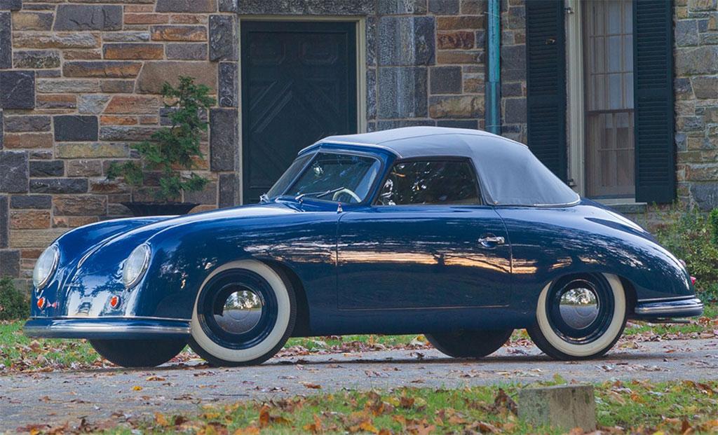 1950 Porsche 356 Cabriolet Photo 3 9764