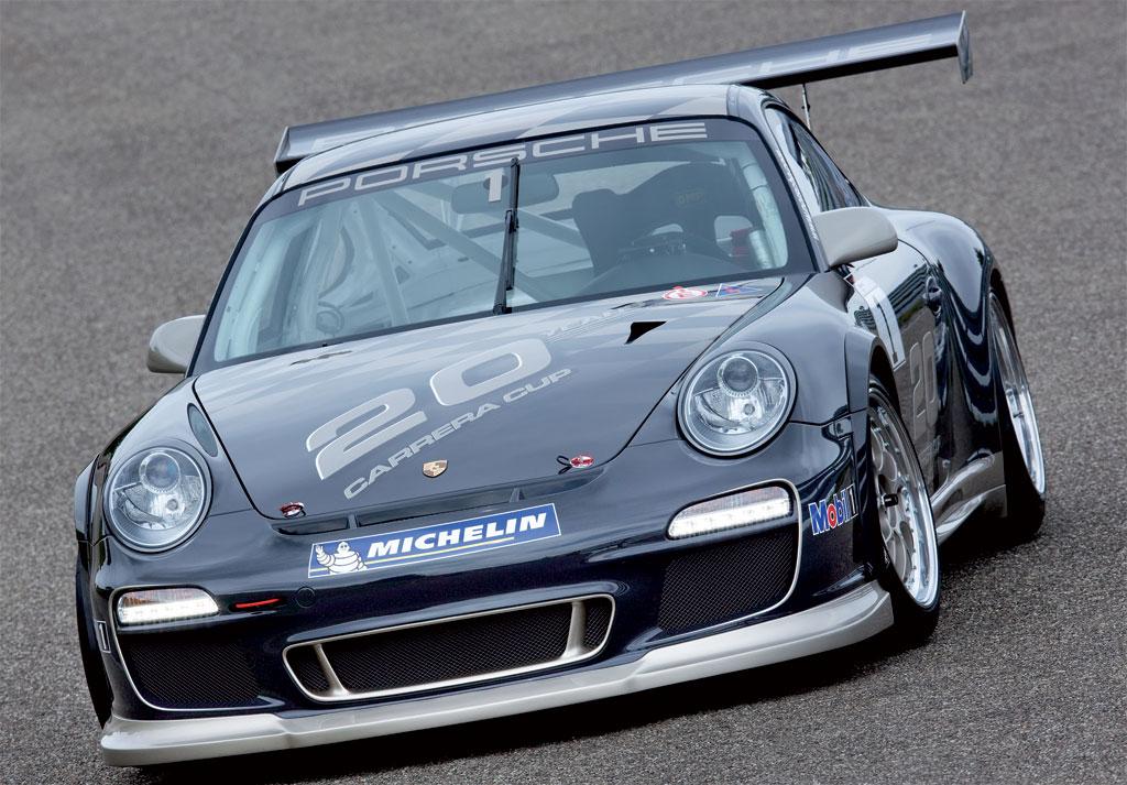 2010 Porsche 911 GT3 Cup photo - 2