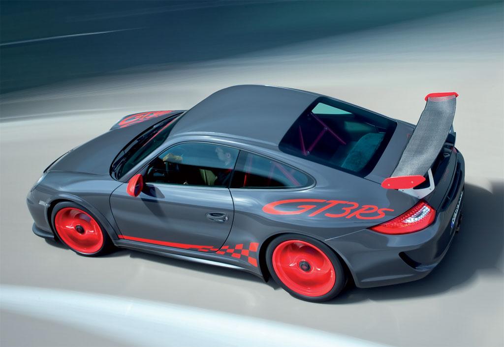 2010 Porsche 911 Gt3 Rs Photo 3 10722