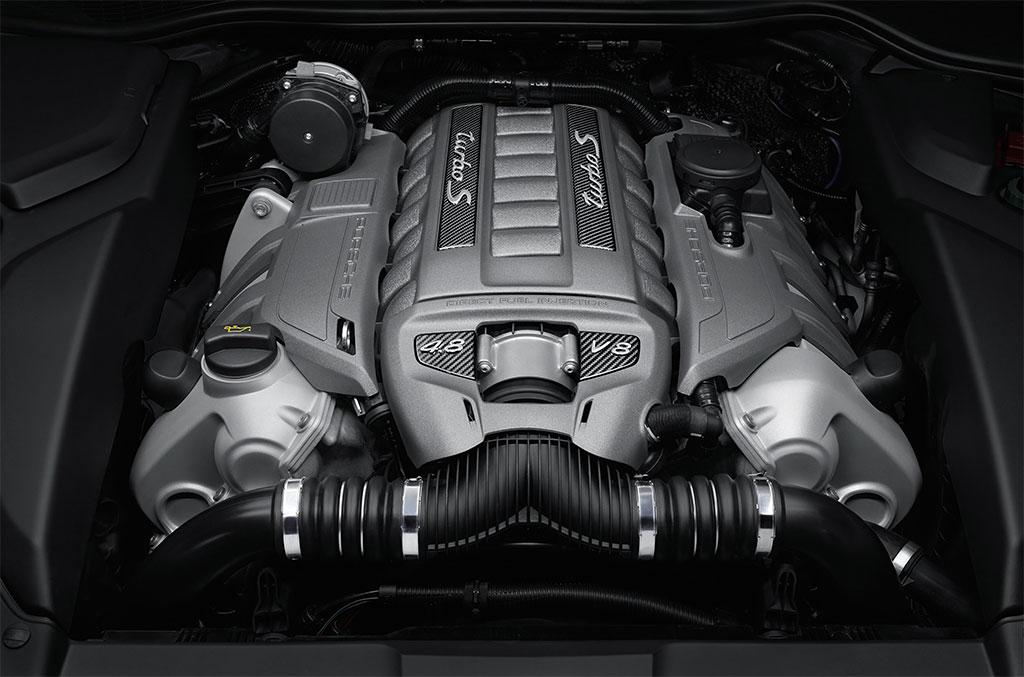 2013 Porsche Cayenne Turbo S Photo 6 12601