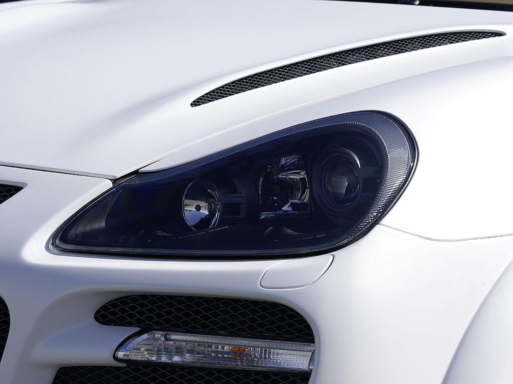 Gemballa Gt600 Aero 3 Porsche Cayenne Turbo Photo 7 6439