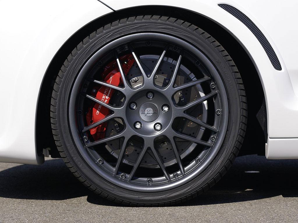 Gemballa Gt600 Aero 3 Porsche Cayenne Turbo Photo 9 6439