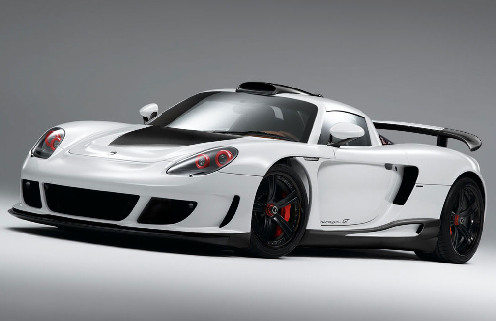 Gemballa Mirage GT Carbon Edition Porsche Carrera GT Photos - Image 2