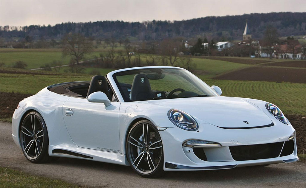 Gemballa Porsche 911 Carrera S Convertible Photo 5 13121