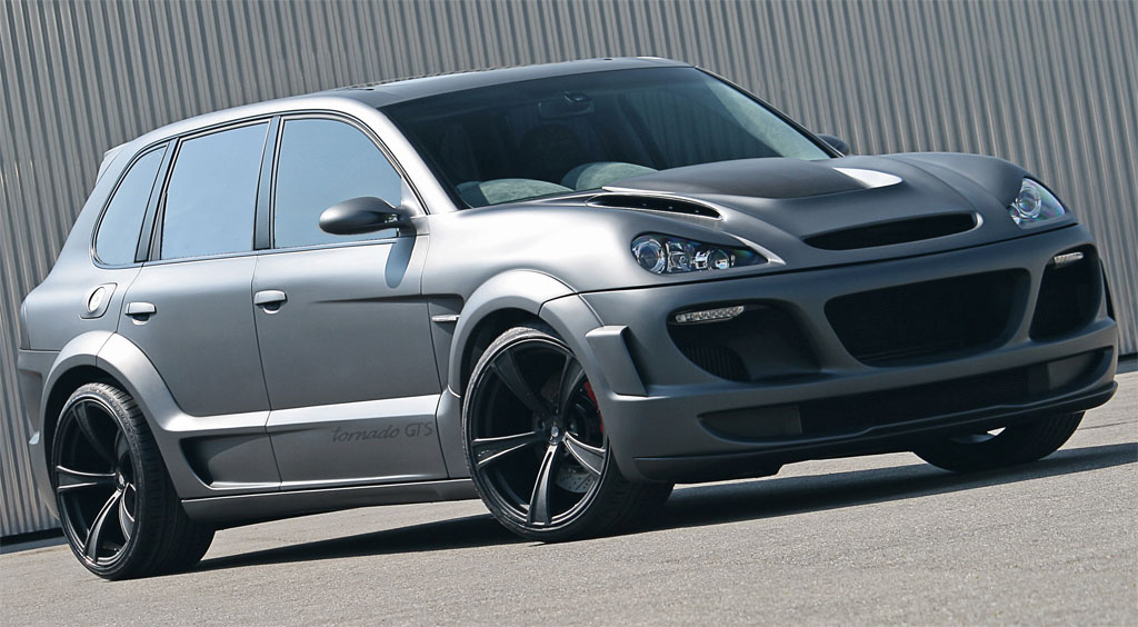 Gemballa Tornado 750 Gts Porsche Cayenne Turbo Photo 2 5781