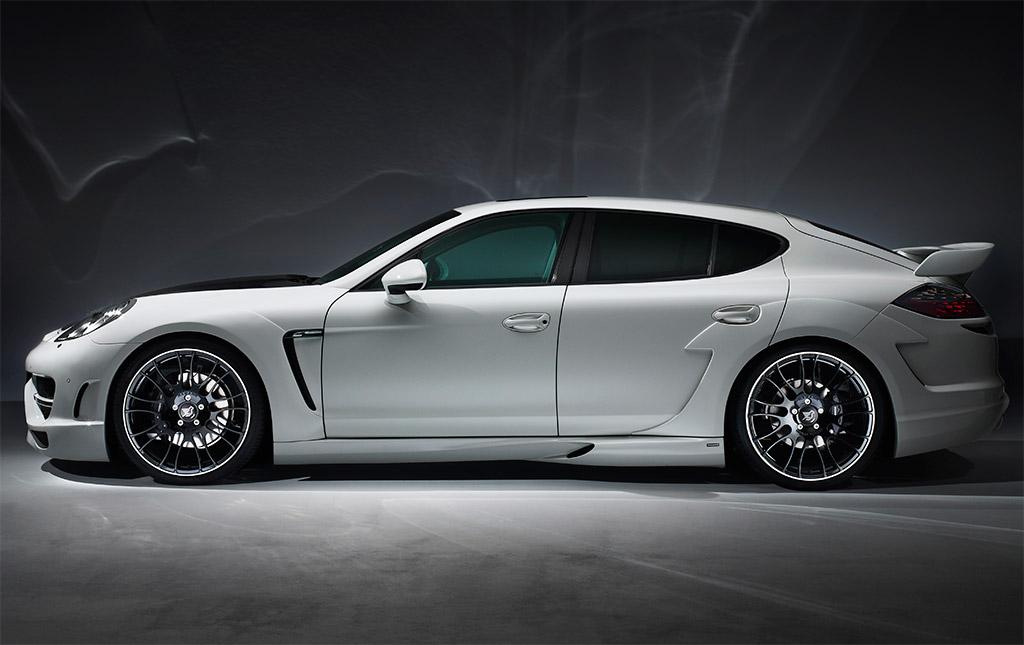 Hamann Cyrano Porsche Panamera Turbo 4