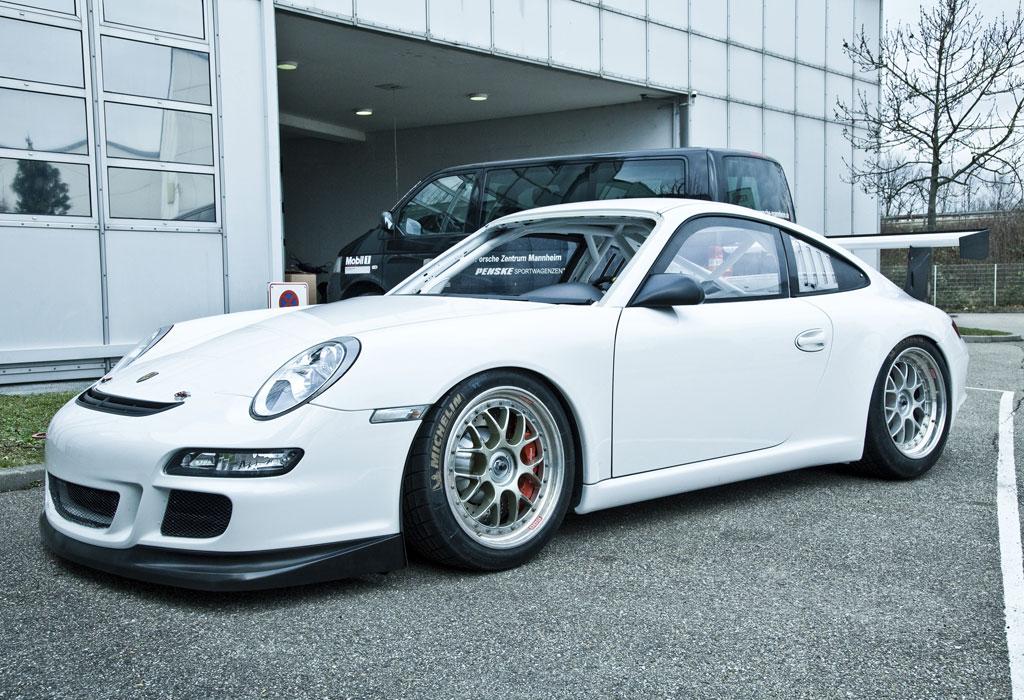 Porsche 911 Gt3 Cup Rally Car Photo 5 10360