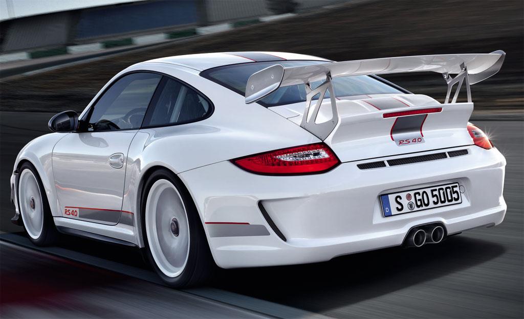 Porsche 911 GT3 RS 40 Photo 5 11252