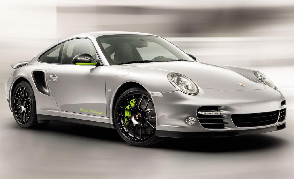 2012 porsche 911 turbo s edition 918 spyder price specs autos post. Black Bedroom Furniture Sets. Home Design Ideas
