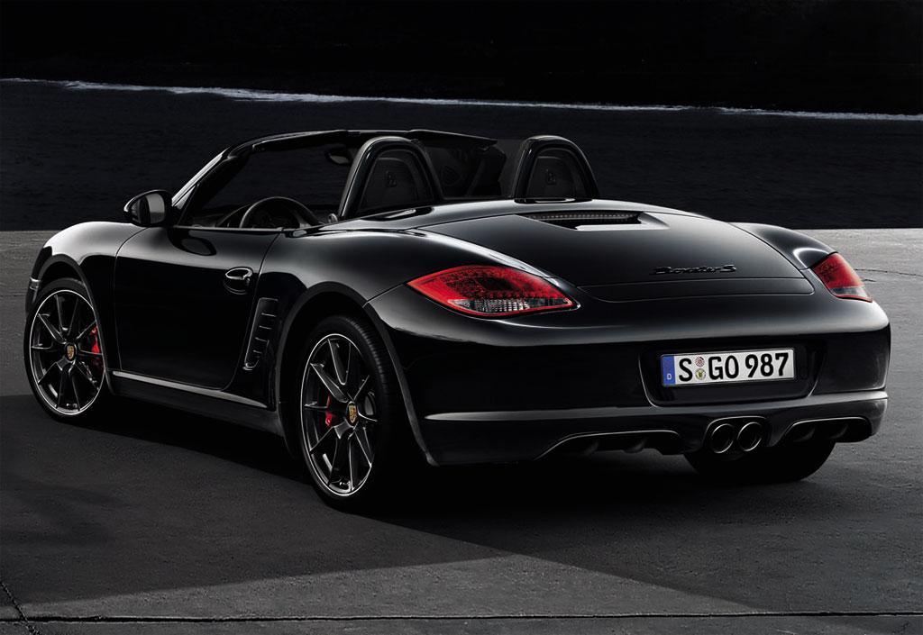 Porsche Boxster S Black Photo 6 10447