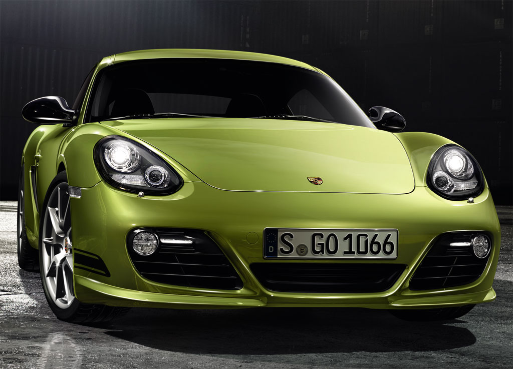 Porsche Cayman R vs S Video Photos - Image 5