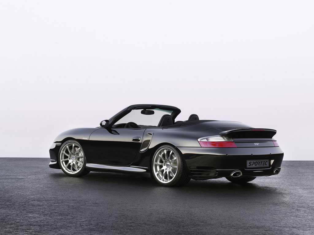 sportec sp580 porsche 996 turbo cabriolet photo 2 848. Black Bedroom Furniture Sets. Home Design Ideas