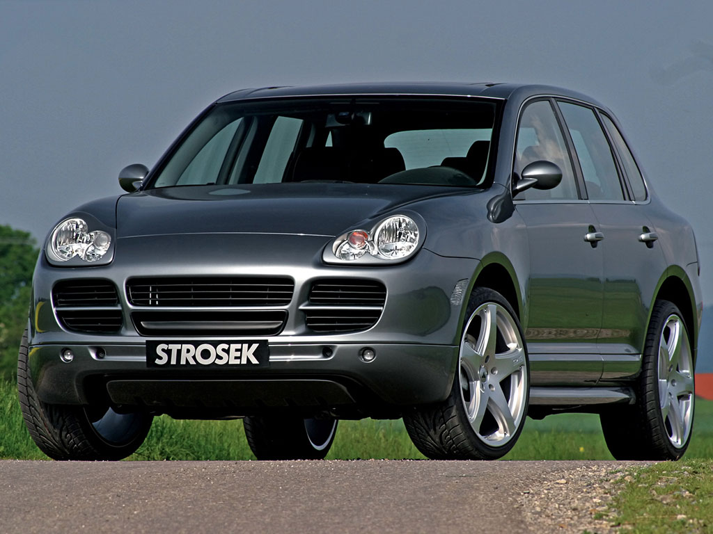 strosek porsche cayenne photo 1 718. Black Bedroom Furniture Sets. Home Design Ideas