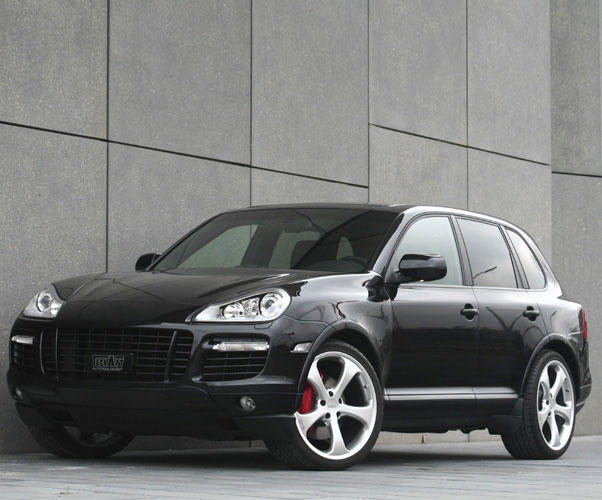 2008 Techart Porsche Cayenne