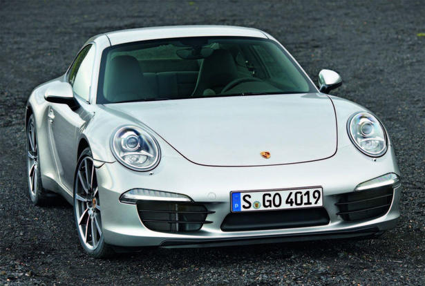 2012 Porsche 911 Leaked