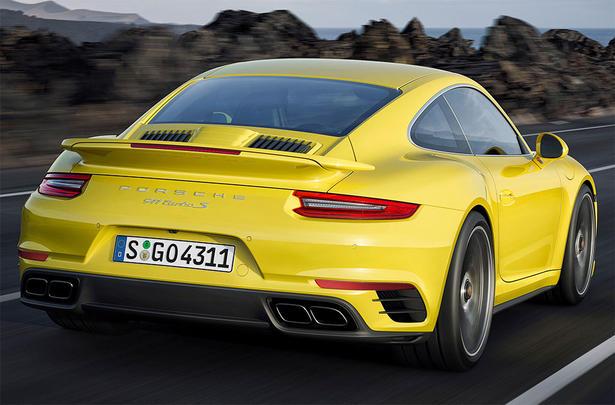 porsche 911 turbo s: price, specs, equipment