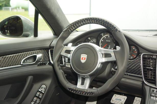 2014 Porsche Panamera Powerkit And Body Kit By Mansory