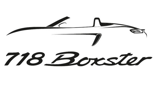 porsche 718 boxster and cayman announced