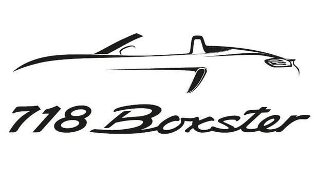 porsche 718 boxster and cayman announced