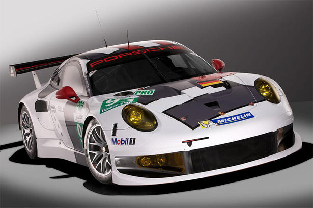 Porsche 911 RSR In 2014 Tudor United SportsCar Championship