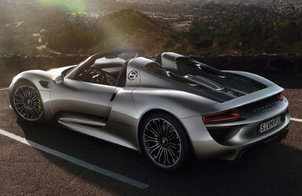 production porsche 918 spyder leaked. Black Bedroom Furniture Sets. Home Design Ideas