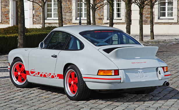 Porsche 964 911 Rs Conversion