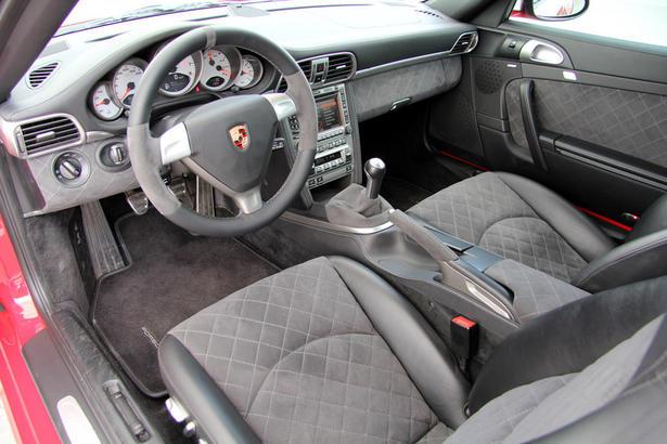 Porsche Carrera 4s Interior Porsche 997 Carrera 4s Red