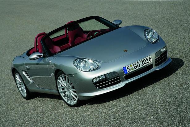 Home » News » Porsche » Porsche Boxster RS 60 Spyder