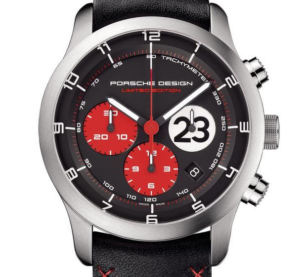 Porsche Le Mans 1970 Dashboard Watch