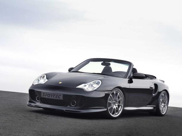 sportec sp580 porsche 996 turbo cabriolet. Black Bedroom Furniture Sets. Home Design Ideas
