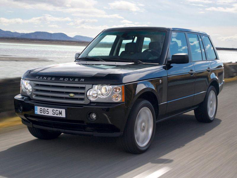 2008 Range Photo Rover 430