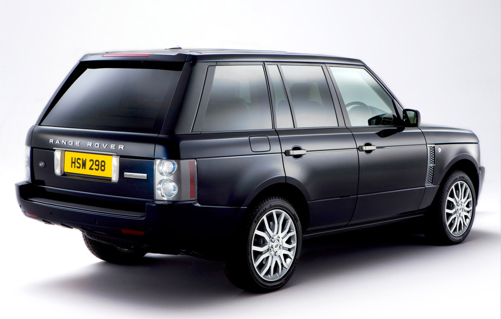 Range Rover Autobiography Holland And Holland >> 2009 Range Rover Autobiography Photo 2 3601