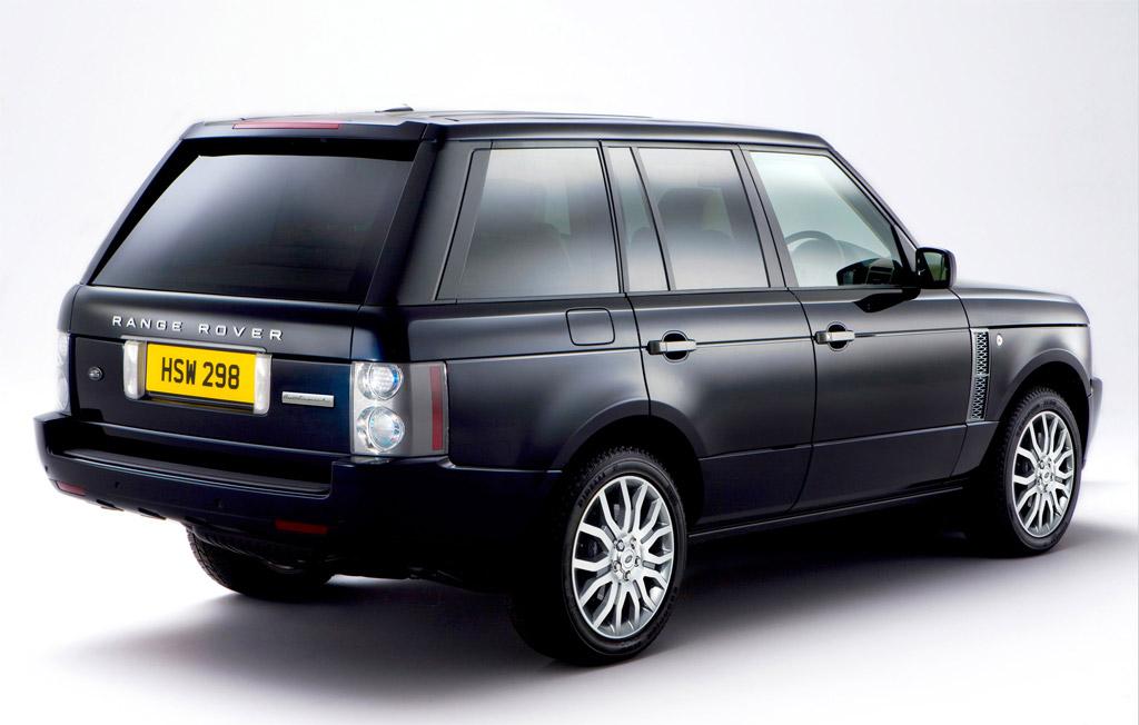 2009 Range Rover Autobiography Photo 2 3601