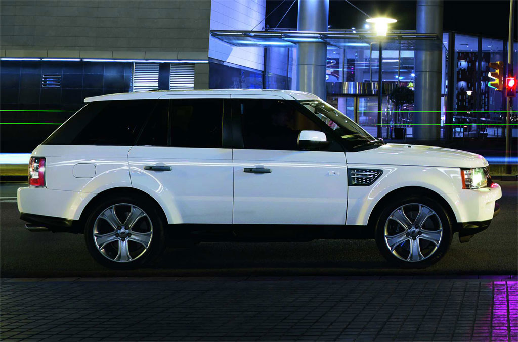 2010 land rover range - photo #37