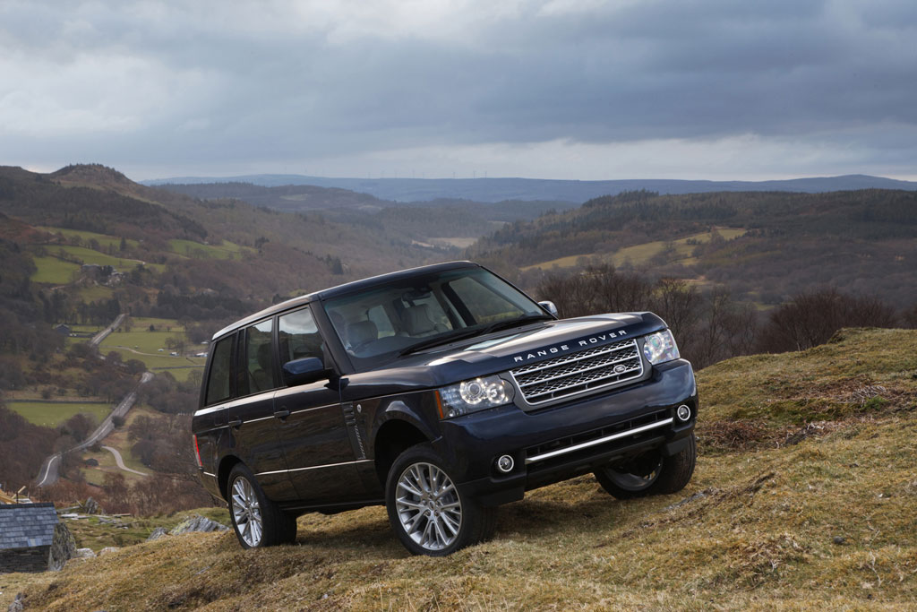 2011 Range Rover Vogue Photo 4 8452