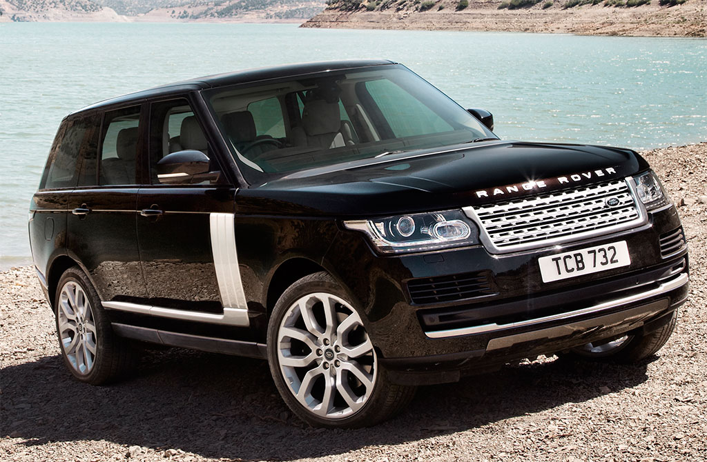 2013 Range Rover 19 Radio Facts Top Five Cars for 2013