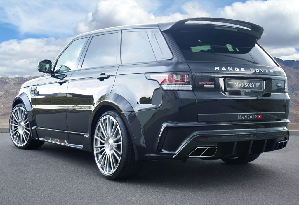 2014 mansory range rover sport photo 2 13950. Black Bedroom Furniture Sets. Home Design Ideas
