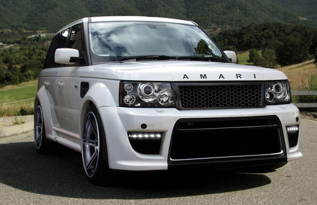 Amari Range Rover Sport Photo 2 10588