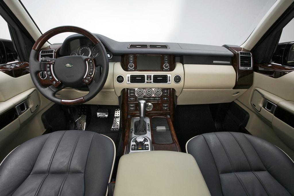 Arden Range Rover Ar7 Highlander Photo 6 3470