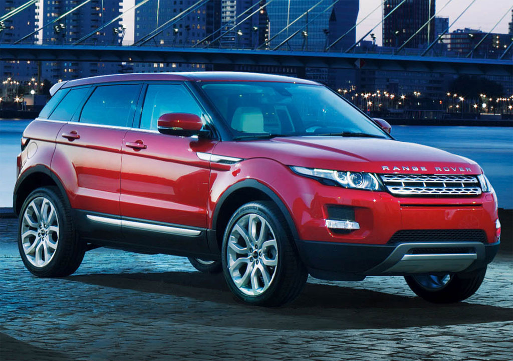 Range Rover Evoque 5 Door Photo 1 10862