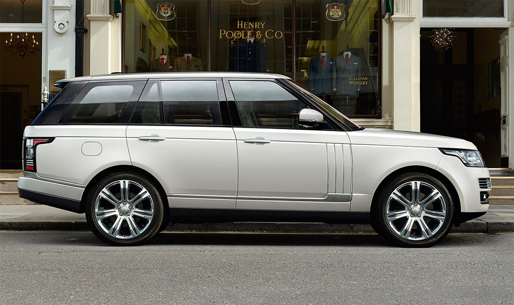 land rover launches long wheelbase range rover autobiography autos post. Black Bedroom Furniture Sets. Home Design Ideas