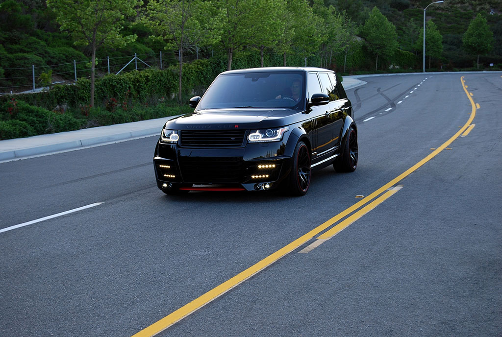 Most Expensive Truck Ever Built >> WCM 2015 Range Rover Supercharged Photo 52 14563